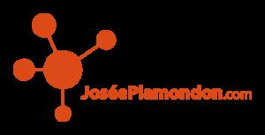 JoseePlamondon.com logo