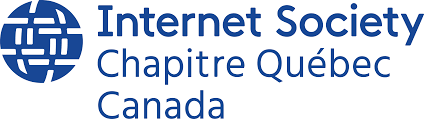 Logo Internet Society - Chapitre Québec - Canada